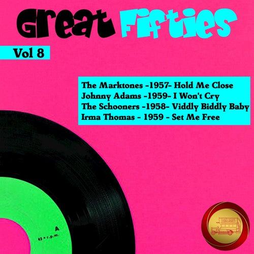 Great Fifties, Vol. 8 de Various Artists