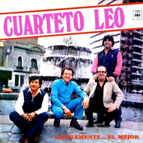 Simplemente... el Mejor by Cuarteto Leo