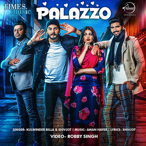 Palazzo - Single by Kulwinder billa