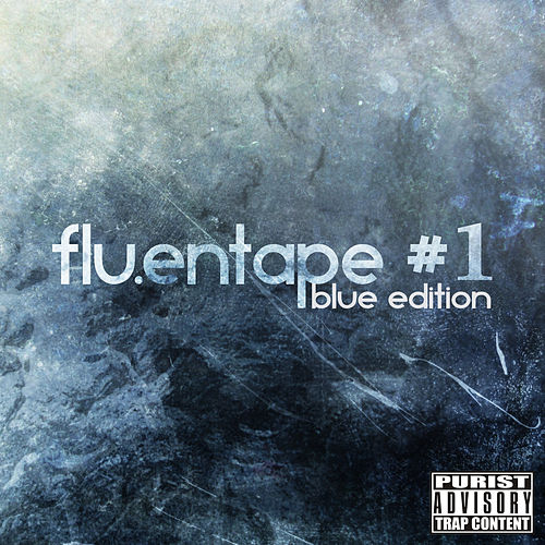 Flu.entape #1 blue edition by Various Artists