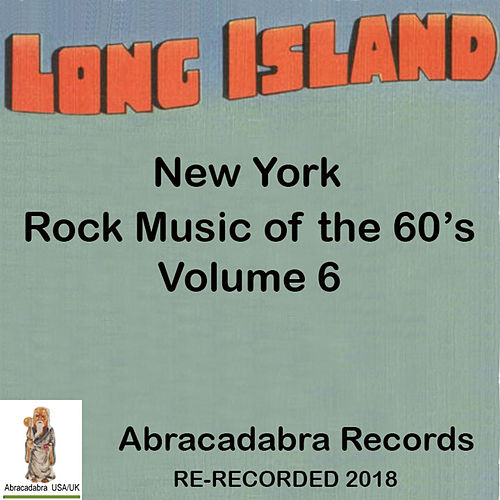 Long Island NY Rock Music of the 60's, Vol. 6 von Various Artists