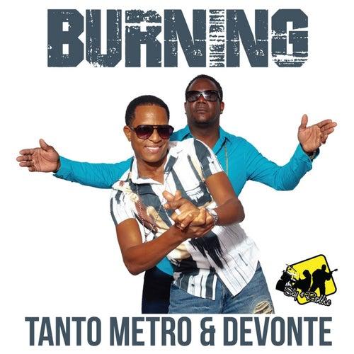 Burning - Single by Tanto Metro & Devonte