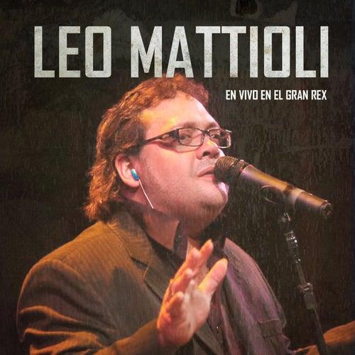 En Vivo en el Gran Rex de Leo Mattioli