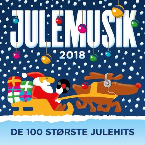 Julemusik – De 100 Største Julehits by Various Artists