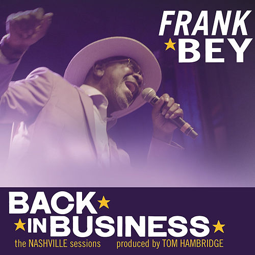 Back in Business by Frank Bey