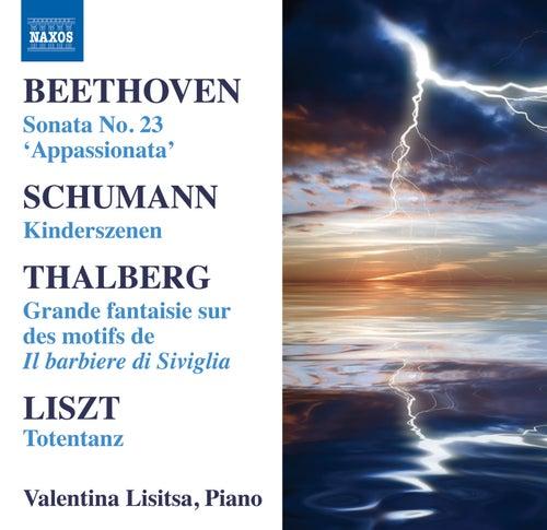 Valentina Lisitsa Plays Beethoven, Liszt, Schumann, Thalberg von Valentina Lisitsa