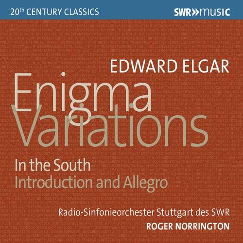 Elgar: Orchestral Works (Live) by Radio-Sinfonieorchester Stuttgart des SWR