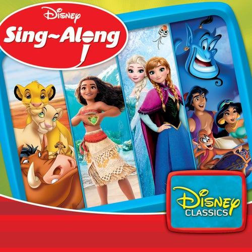 Disney Sing-Along: Disney Classics by Various Artists
