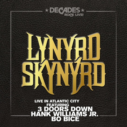 Live in Atlantic City de Lynyrd Skynyrd