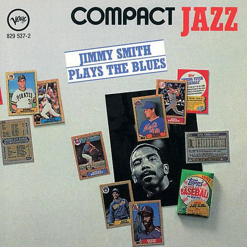Jimmy Smith Plays The Blues by Jimmy Smith