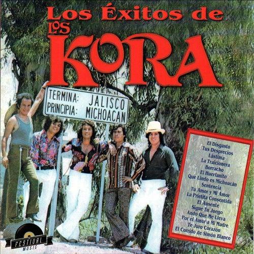 Los Éxitos de los Kora by Los Kora