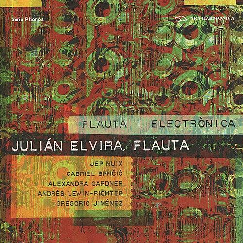 Flute & Electronics works de Julián Elvira
