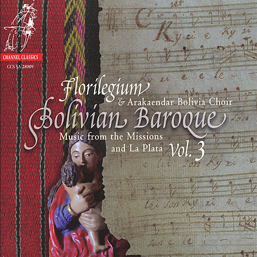 Bolivian Baroque Vol. 3 von Various Artists