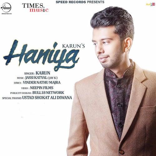 Haniya - Single de Karun