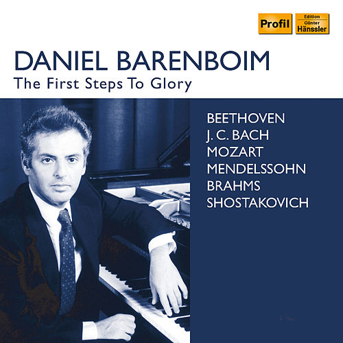 The First Steps to Glory von Daniel Barenboim