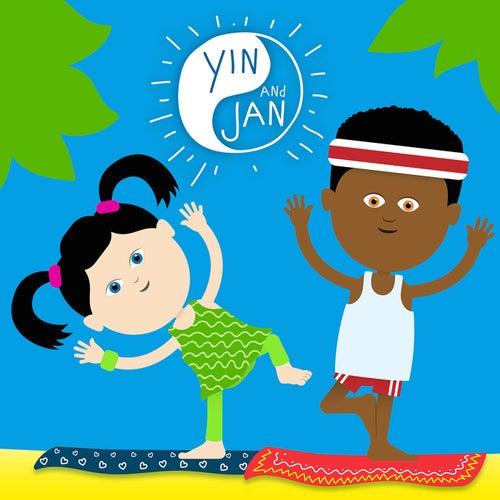 Canciones De Cuna Para Bebés y Niños Yin & Jan de Canciones De Cuna Para Bebés y Niños Yin