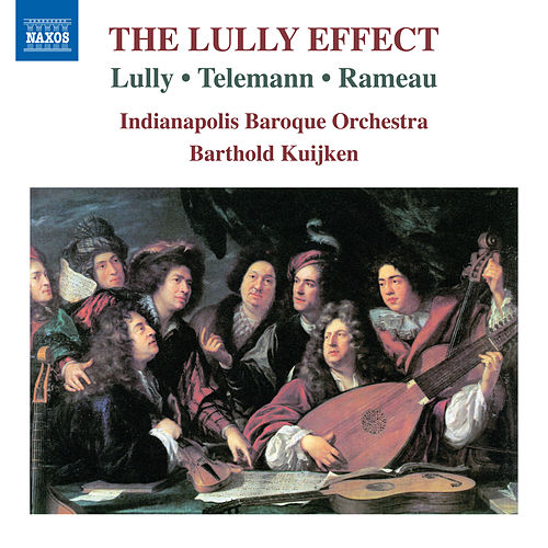 The Lully Effect de Indianapolis Baroque Orchestra