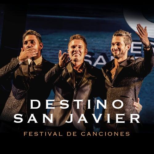 Festival de Canciones de Destino San Javier