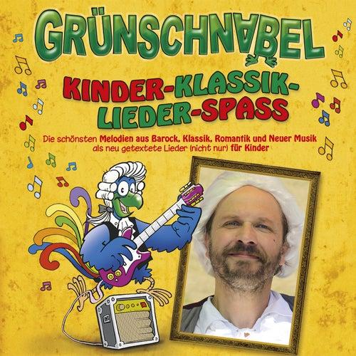 Kinder-Klassik-Lieder-Spaß von Grünschnabel