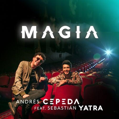 Magia de Andrés Cepeda