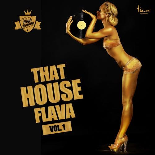 That House Flava, Vol. 1 von Various Artists