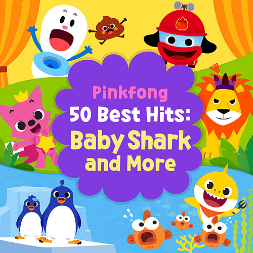 Pinkfong 50 Best Hits: Baby Shark and More by Pinkfong
