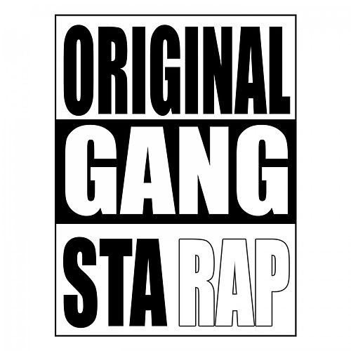 Original Gangsta Rap (Og Rap) de Various Artists