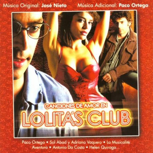 Canciones de Amor en Lolita's Club de Various Artists