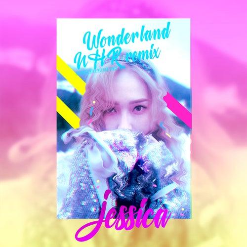 Wonderland NHR Remix EP (Korea Version) by Jessica