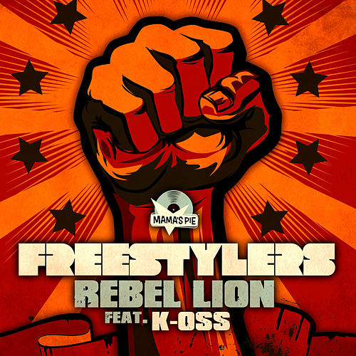 Rebel Lion von Freestylers