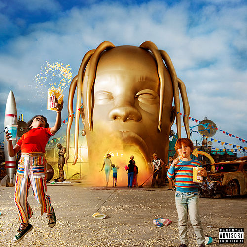 ASTROWORLD de Travis Scott