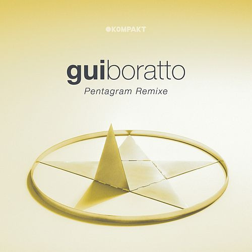 Pentagram Remixe von Gui Boratto