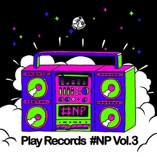 Play Records #NP, Vol. 3 - EP de Various Artists