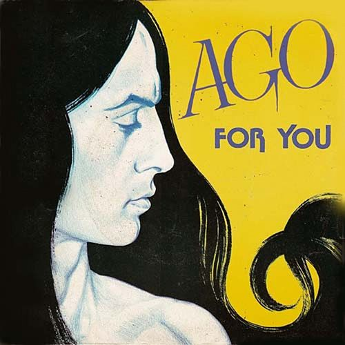 For You (LP) by Ago
