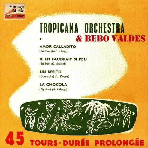 Vintage Cuba Nº 78 - EPs Collectors, 'Un Besito' by Bebo Valdes