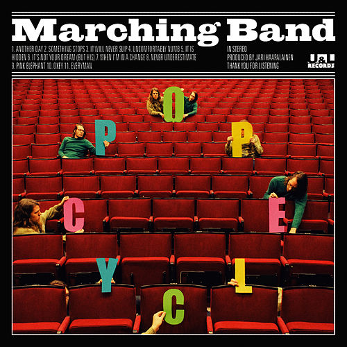 Pop Cycle von The Marching Band