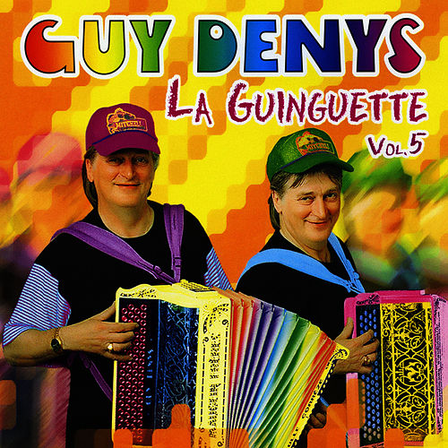 La Guinguette Vol. 5 by Guy Denys