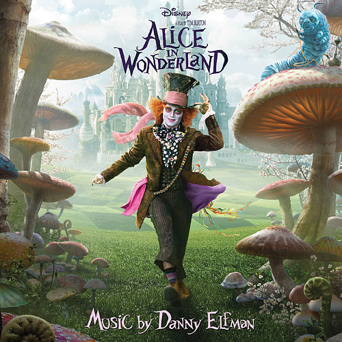 Alice in Wonderland de Danny Elfman