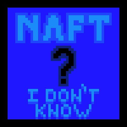 I Don't Know by Naft