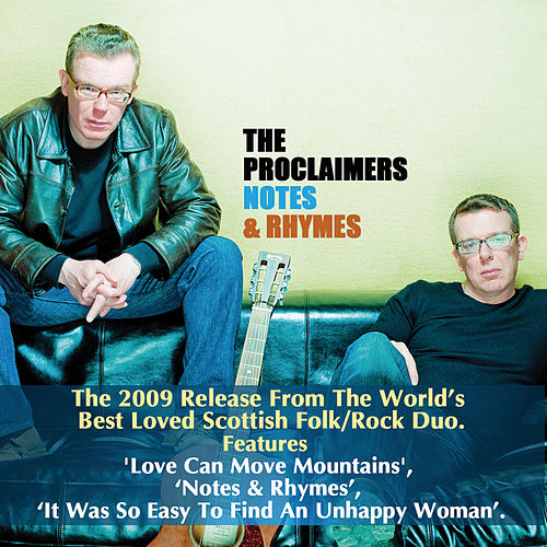 Notes & Rhymes de The Proclaimers
