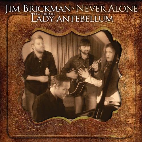 Never Alone de Jim Brickman