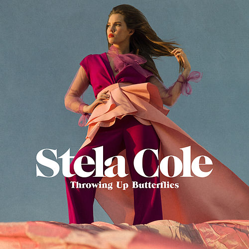 Throwing Up Butterflies by Stela Cole