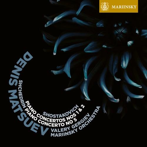 Shostakovich: Piano Concertos Nos. 1 & 2 von Valery Gergiev