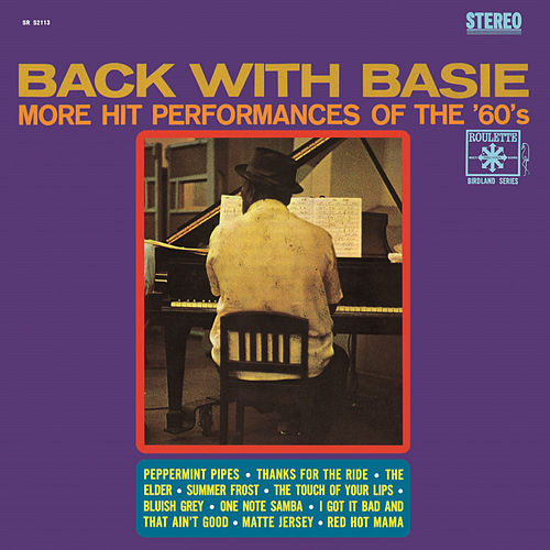 Back with Basie by Count Basie