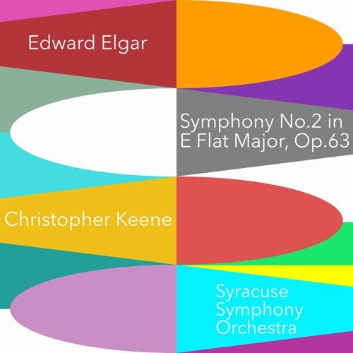 Elgar: Symphony No. 2 in E-Flat Major, Op. 63 by Edward Elgar