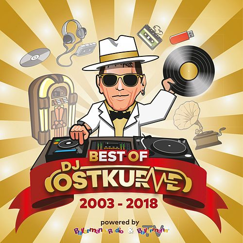 Best of DJ Ostkurve de Various Artists