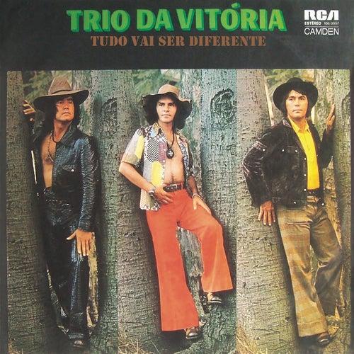 Tudo Vai Ser Diferente von Trio Da Vitória