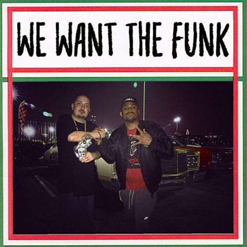 We Want The Funk (feat. Namek) by Lil Nate Dogg