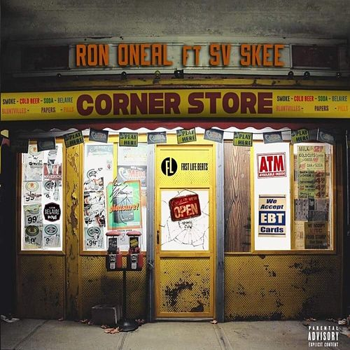 Corner Store by Ron Oneal