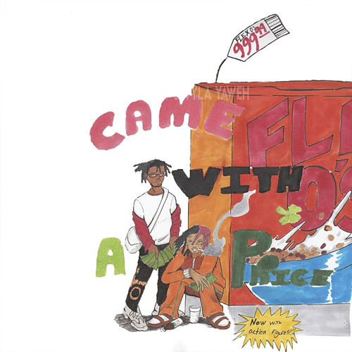 Came With A Price by Noir Brent